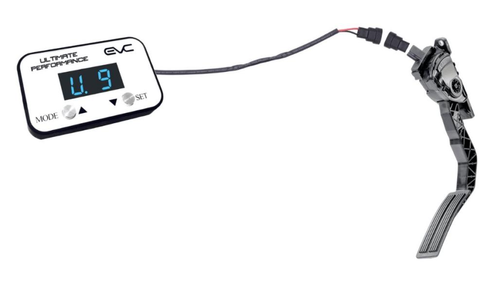 iDrive EVC Throttle Controller
